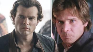 Rávarázsolták Harrison Ford arcát a Solo: Egy Star Wars történet jeleneteire, és a végeredmény bámulatos