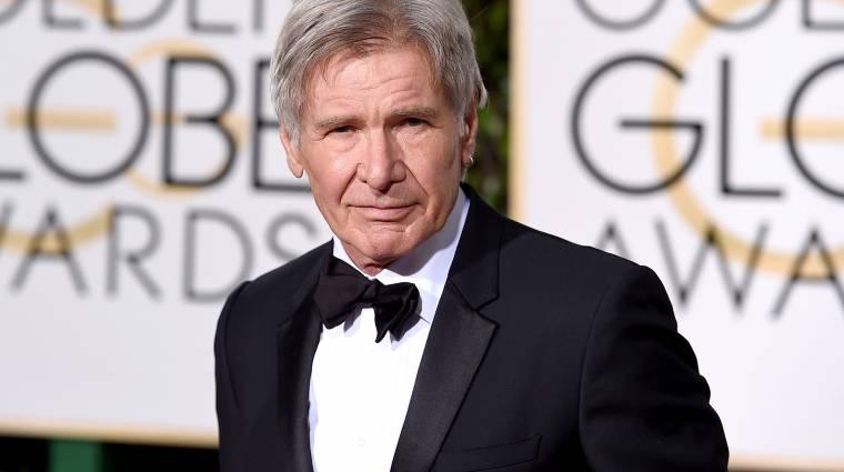Harrison Ford még 78 évesen is nagyon menő Indiana Jones gúnyájában bevezetőkép