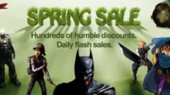 Humble Store Spring Sale - hihetetlen akciók, olcsó PC játékok kép