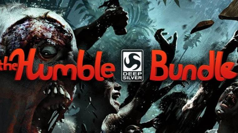 Humble Bundle - mostantól naponta új akciók, Deep Silver Bundle-lel indulunk bevezetőkép