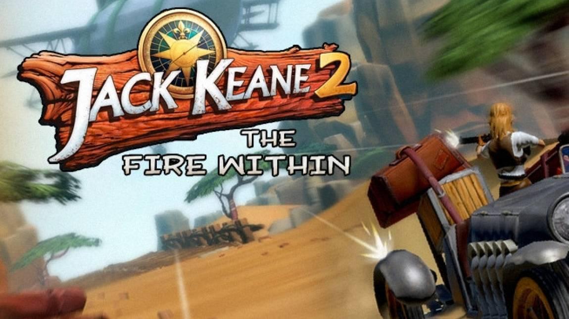 Jack Keane 2: The Fire Within teszt - milyen egy német vicc? bevezetőkép