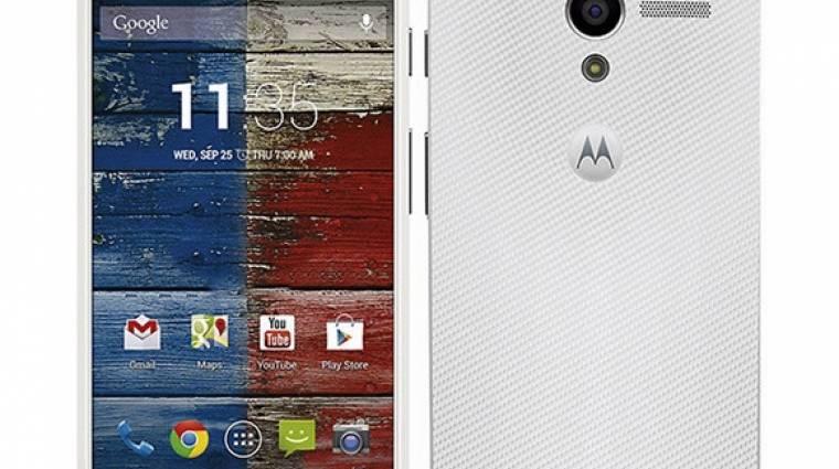 Hivatalos a Motorola Moto X kép