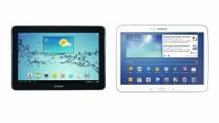 Megállt a fejlődésben - Galaxy Tab 3 10.1 tablet teszt kép