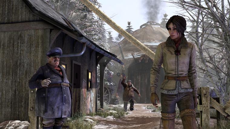 Syberia 3 - Nintendo Switchre is megjelenik bevezetőkép