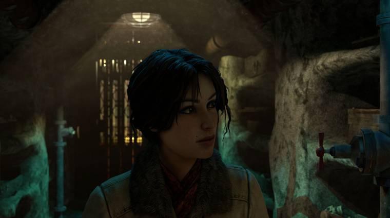 Syberia 3 megjelenés - ekkor tér vissza Kate Walker bevezetőkép