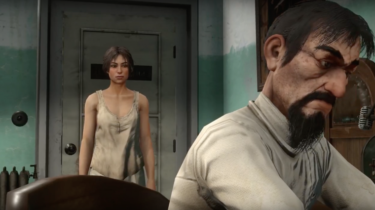 Syberia 3 - Kate egy elmegyógyintézetben mászkál az új videóban bevezetőkép