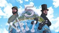 Tropico 5 - ha a teljes csomagra vártál, nem kell tovább várnod kép