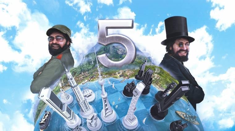 Tropico 5 - ha a teljes csomagra vártál, nem kell tovább várnod bevezetőkép