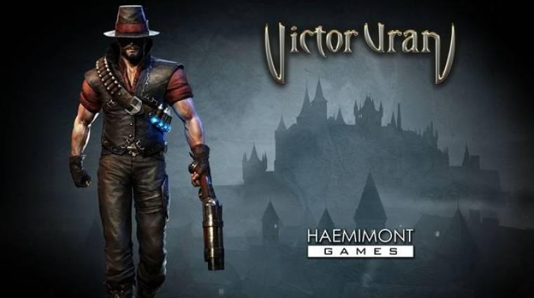 Victor Vran gameplay - a Tropico fejlesztői Diablózni küldenek bevezetőkép