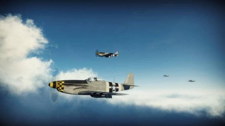 War Thunder - hatalmas szörny a légicsata közepén bevezetőkép