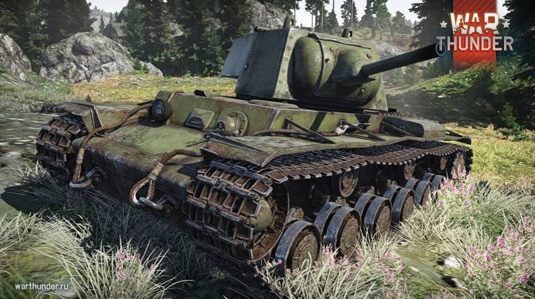War Thunder: Ground Forces - folytatódik a zárt béta bevezetőkép