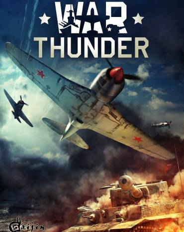 War Thunder kép