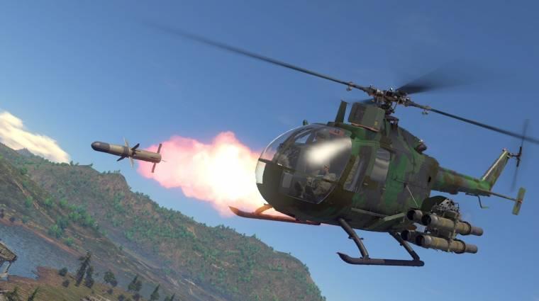 War Thunder - már Xbox One-on is ingyenes bevezetőkép