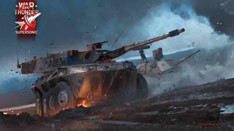 War Thunder - bekerültek a játékba az első szuperszonikus repülőgépek bevezetőkép