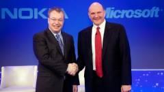 Mehet a Microsoft-Nokia biznisz kép