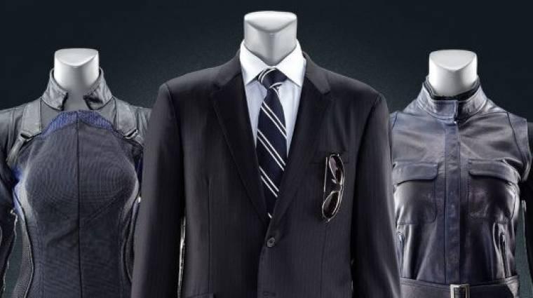 Árverésre kerülnek A S.H.I.E.L.D. ügynökei jelmezei és kellékei kép
