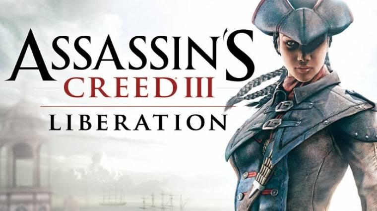Assassin's Creed: Liberation HD - PC-re és Xbox 360-ra is bevezetőkép