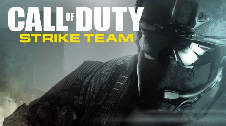 Call of Duty: Strike Team - megérkezett Androidra  bevezetőkép