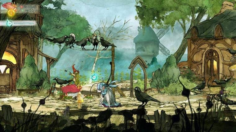 Child of Light - a Ubisoft betör a JRPG frontra is bevezetőkép