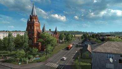 Euro Truck Simulator 2 - hamarosan már a balti országokba is szállíthatunk