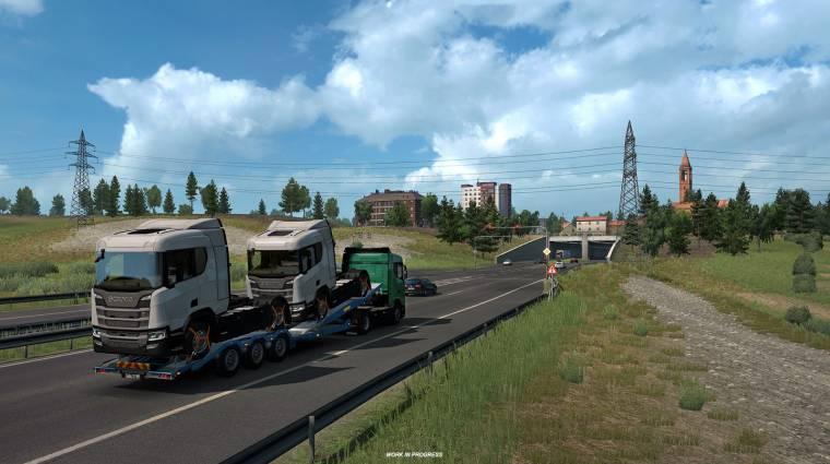 Jövő héten elugranál gyorsan Bulgáriába a kamionoddal? bevezetőkép