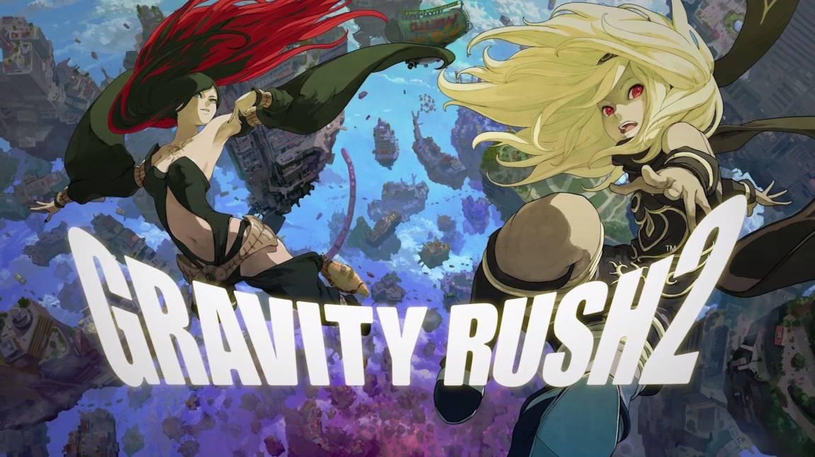E3 2016 - a méltatlanul hanyagolt Gravity Rush 2 is villant egyet bevezetőkép