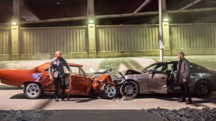 Vin Diesel Hollywood legveszélyesebb sofőrje – íme a toplista! bevezetőkép