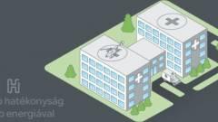 Intelligens rendszerek a kórházak hatékonyságának javításáért kép