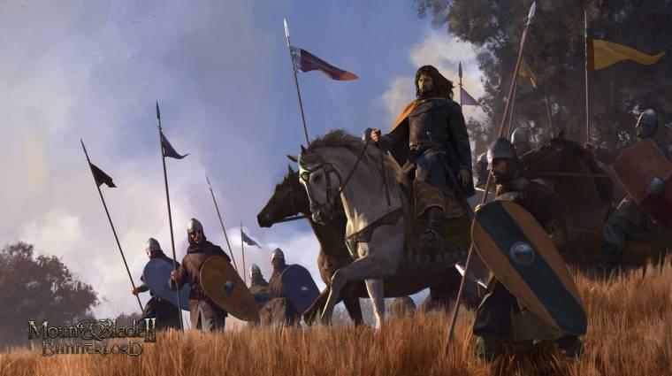 Mount & Blade II: Bannerlord előzetes - csatákat vívtunk, várat ostromoltunk és klánt alapítottunk a karanténban bevezetőkép