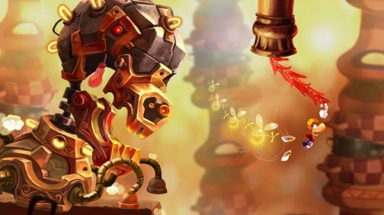 Rayman Fiesta Run - mobilon folytatódik a kaland bevezetőkép