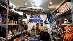 Ilyen a világ legnagyobb Star Wars gyűjteménye (videó) kép