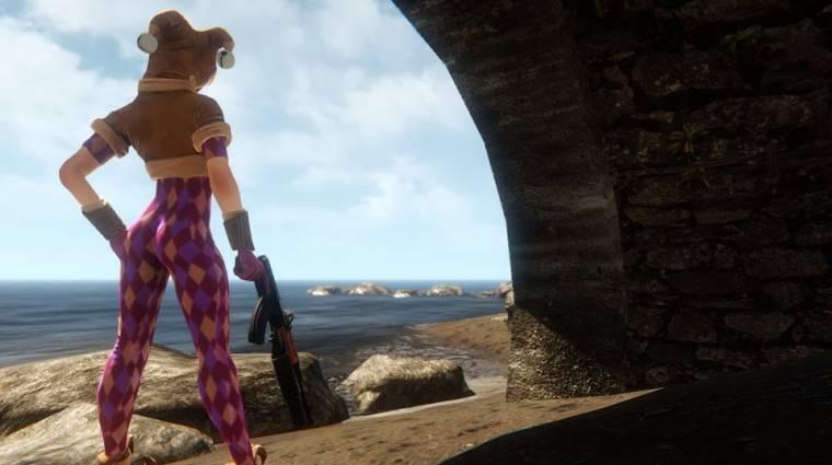 Nagy bajban a TimeSplitters rajongói játék bevezetőkép