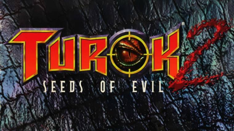 Turok 2 Remaster - trailerrel ünnepeljük a megjelenési dátumot bevezetőkép