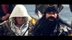 Assassin's Creed IV: Black Flag - zseniális rajongói film készült kép
