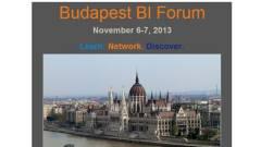 Budapest BI Fórum kép