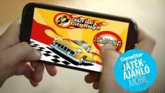 Crazy Taxi: City Rush, Time Tangle - Adventure Time - a legjobb mobiljátékok a héten kép
