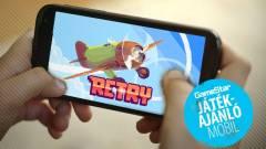 Retry, SimCity BuildIt - a legjobb mobiljátékok a héten kép