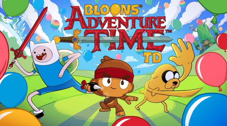 Bloons Adventure Time TD, Star Trek Trexels II  - a legjobb mobiljátékok a héten bevezetőkép