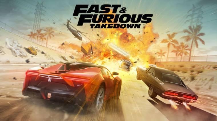 Fast & Furious Takedown, Criminal Minds The Mobile Game - a legjobb mobiljátékok a héten bevezetőkép