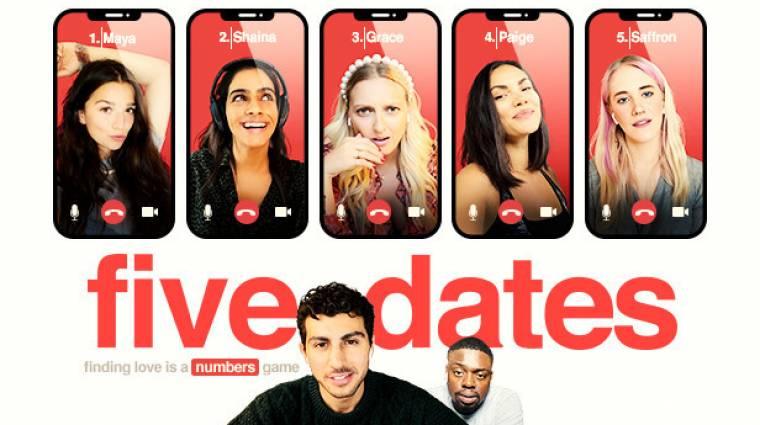 Five Dates és még 4 új mobiljáték, amire érdemes figyelni bevezetőkép