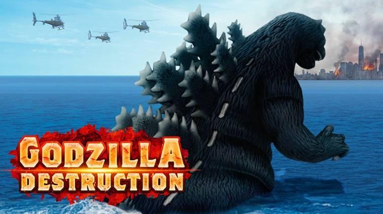 Godzilla Destruction és még 5 mobiljáték, amire érdemes figyelni bevezetőkép