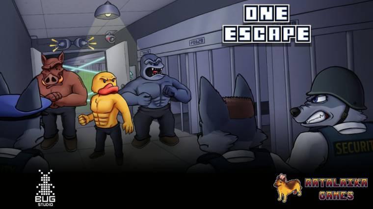One Escape és még 5 mobiljáték, amire érdemes figyelni bevezetőkép