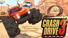 Crash Drive 3 és még 6 új mobiljáték, amire érdemes figyelni kép