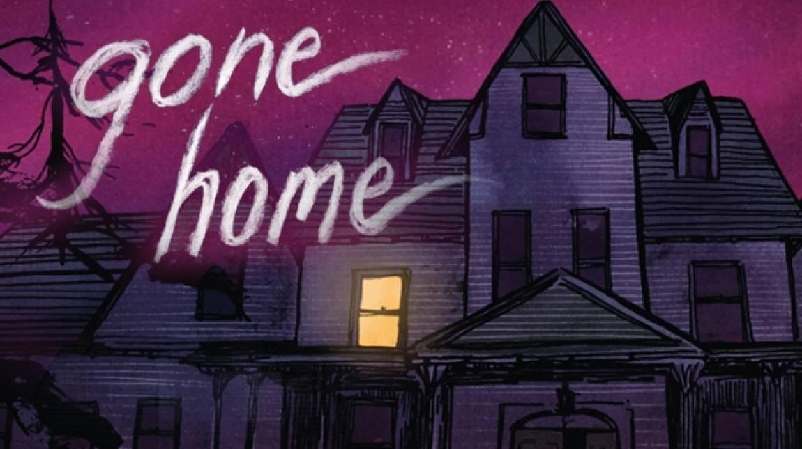 Gone Home teszt - hazaértünk bevezetőkép