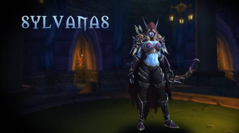 Heroes of the Storm - játszható Lady Sylvanas, új battleground (videó)  bevezetőkép