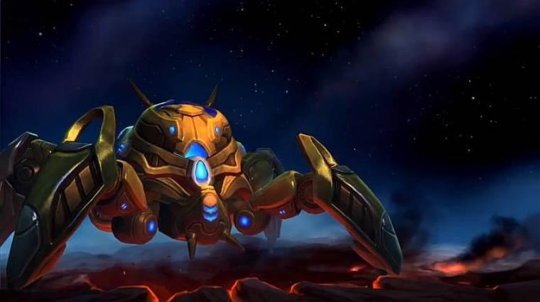 Heroes of the Storm - hamarosan egy protoss hőssel bővül a felhozatal bevezetőkép