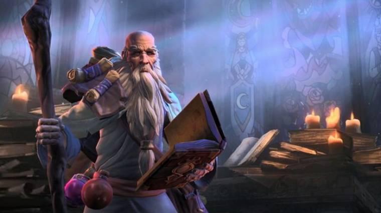 Heroes of the Storm - egy jól ismert karakter lesz az új hős bevezetőkép