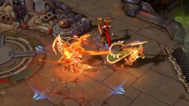 Heroes of the Storm - megérkezett a legújabb hős, Imperius