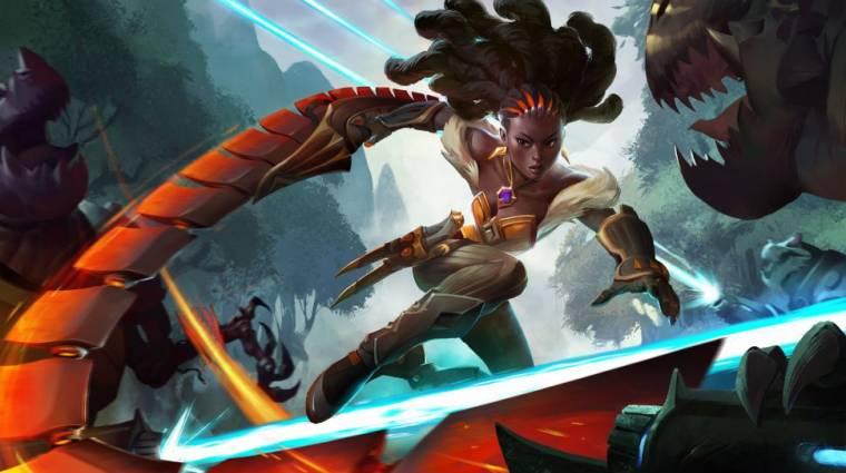 Heroes of the Storm - bemutatkozott Qhira, az új assassin bevezetőkép