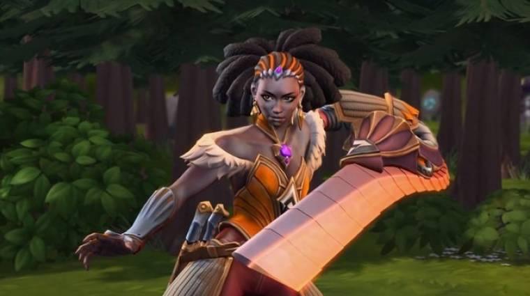 Heroes of the Storm - a rajongók feljavították egy kicsit a legújabb karakter videóját bevezetőkép